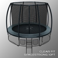 Батут Clear Fit SpaceStrong 12 ft