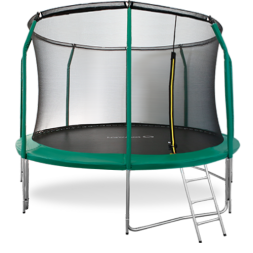 Батут Oxygen Fitness Premium 16 ft inside (Dark green)